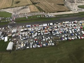 Paddock From The Air