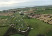 The Circuit From The Air
